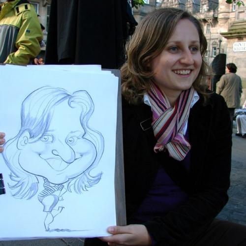 Caricaturistas