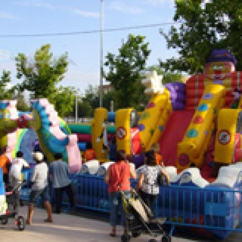 Parques Infantiles Día Niños
