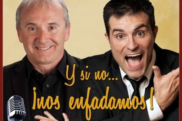 XAVIER DELTELL Y LUIS LARRODERA